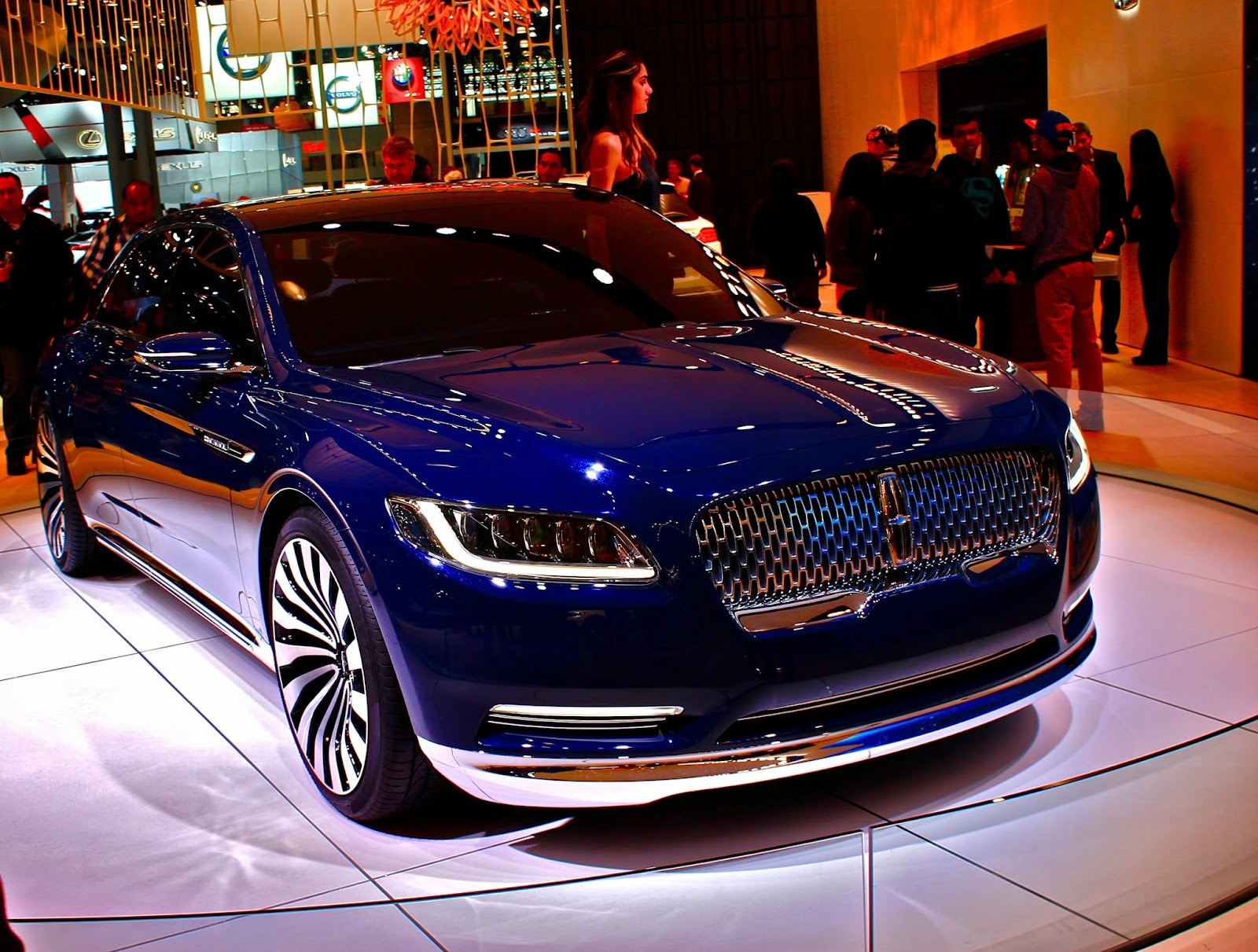 IMG_6870 Outstanding Lincoln Continental New York Auto Show Cars Trend