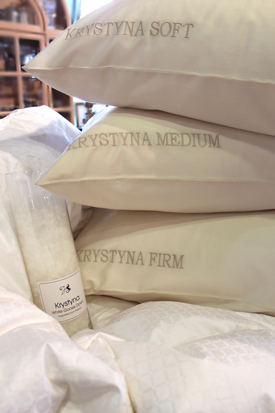 Fino Lino: Investing in Luxury Down Duvets and Pillows