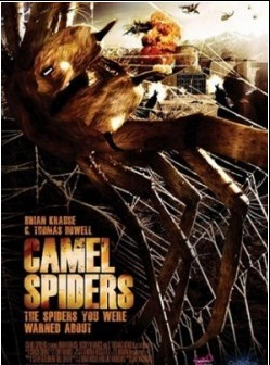 Camel Spiders   Legendado BRRip 2012