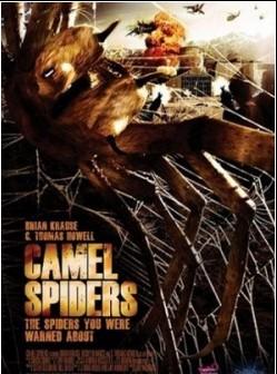 Camel Spiders   Legendado BRRip 2012