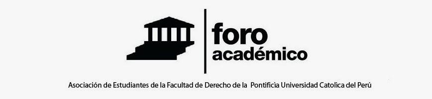 Asociación Foro Académico