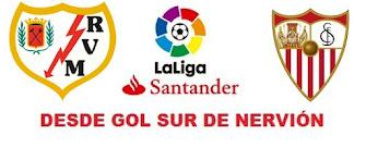 Próximo Partido del Sevilla Fútbol Club.- Domingo 19/08/2018 a las 20:15 horas.