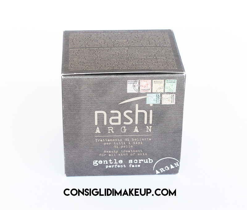 Review: Gentle Scrub Viso - Nashi Argan