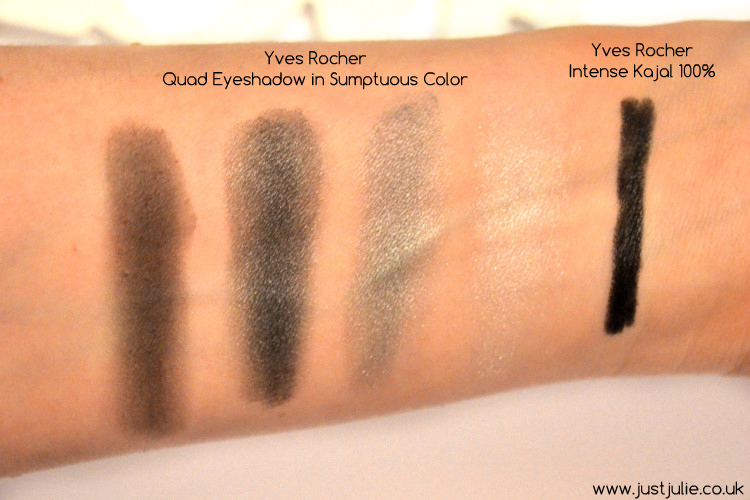 Yves Rocher Makeup  Review and Giveaway