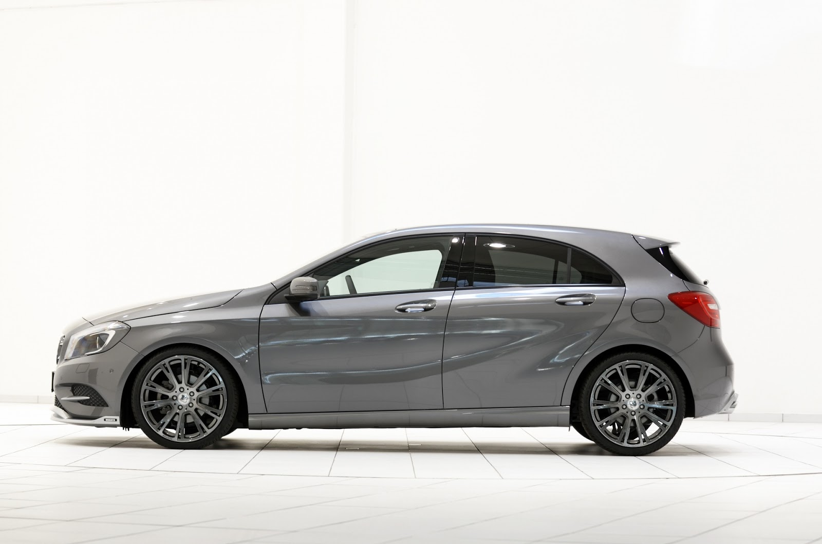 all cars nz 2012 mercedes benz a class w176 by brabus. Black Bedroom Furniture Sets. Home Design Ideas