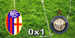 Bologna 0x1 Internazionale