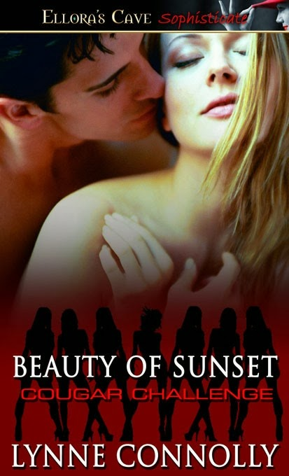Beauty of Sunset by Lynne Connolly