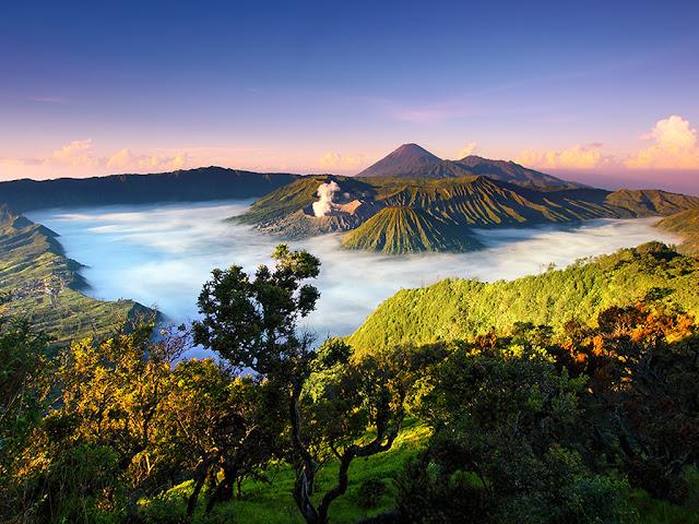 Bromo-Tengger-Semeru National Park, East Java