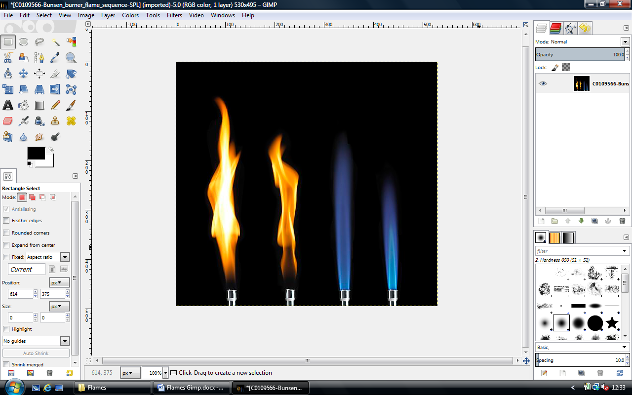 Andrew Bonnington 39 S Blog How To Create Animated Flames