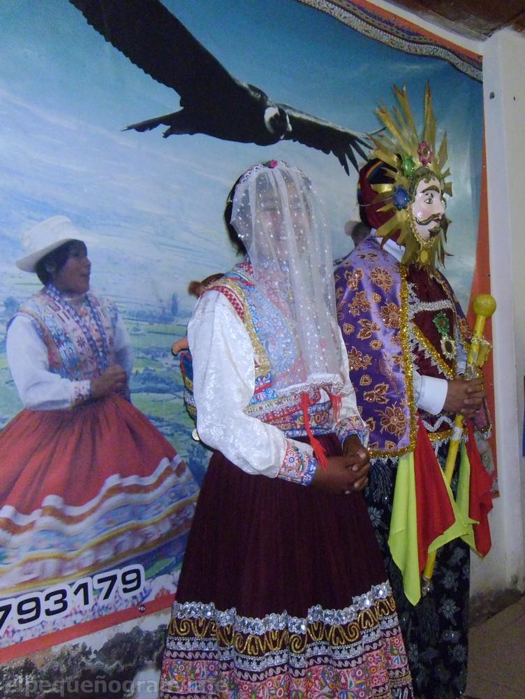 Chivay Arequipa Valle de Colca