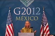 Hillary Clinton Reunión Informal del G20