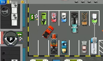 Park your Car with skill rather then speed with Parkia Mania game for Android devices, iOS devices, Windows Phone and Nokia S60