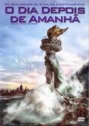 Filme O Dia Depois De Amanhã Dublado AVI DVDRip