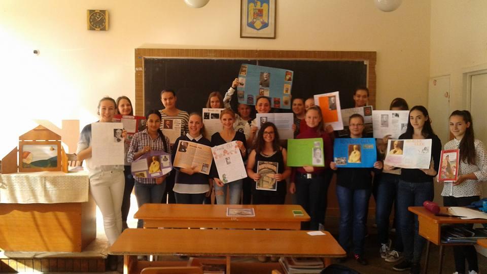 Iskolai gyermekirodalmi projekt