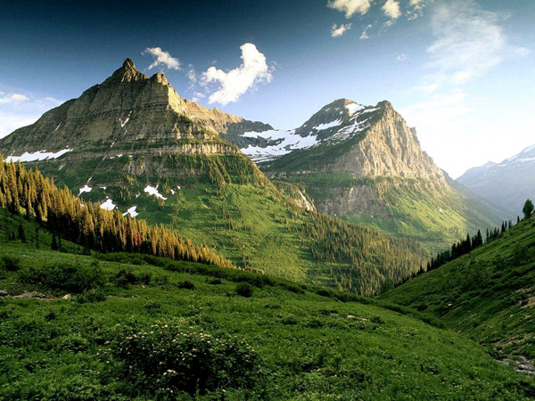 Foto Pemandangan Alam Terindah di Dunia   Back to Nature