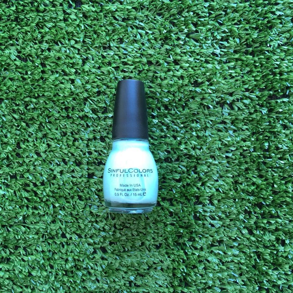 sinful nail polish review