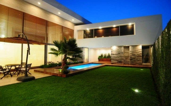 Ideas de iluminaci n fotos e im genes de iluminaci n exterior e interior de la vivienda ideas - Iluminacion exterior ...