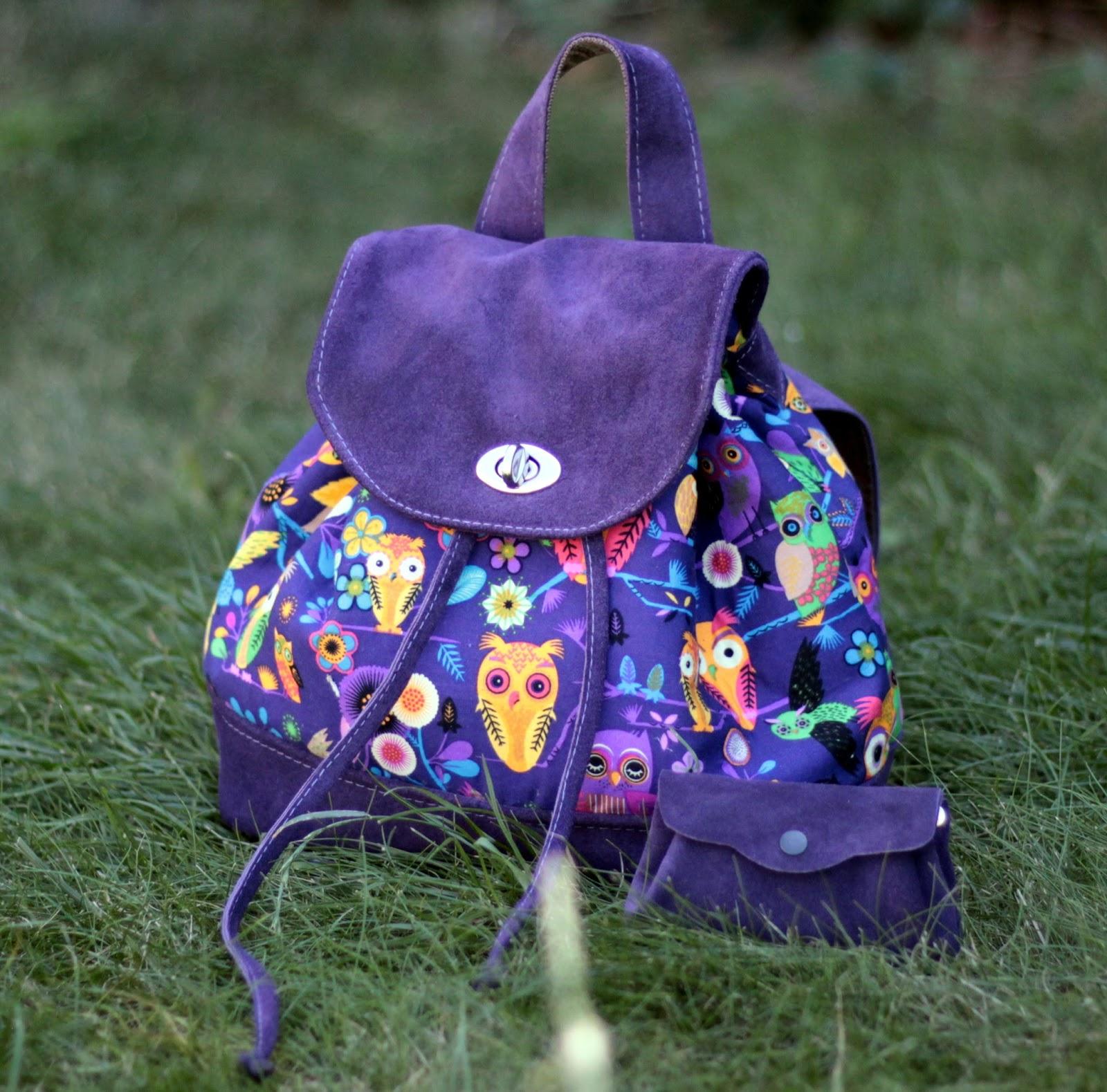 Кожаный рюкзак. Мастер Сечкина Юлия
