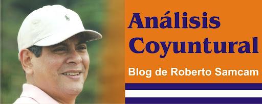 Blog de Roberto Samcam