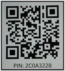 PIN BBM: 2C0A3228