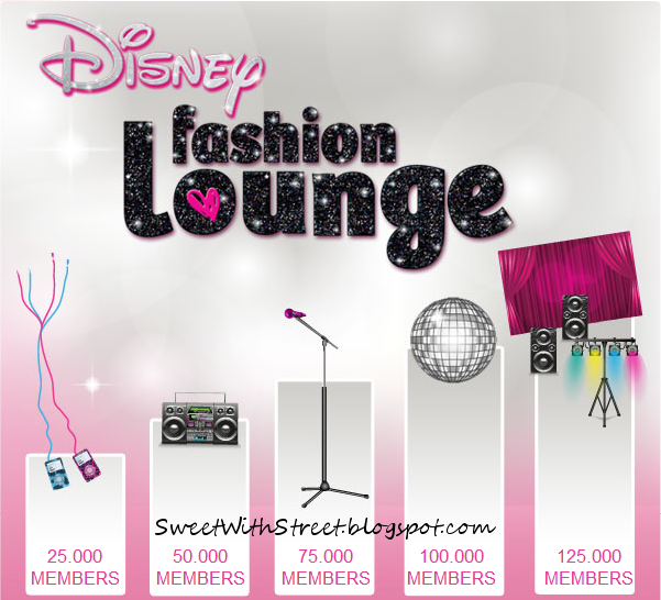 Free Fashion Lounge Disney On Stardoll