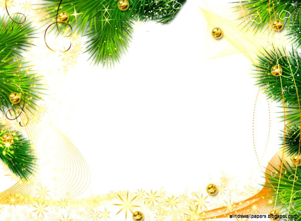 christmas holiday borders