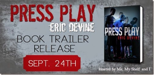 PRESS PLAY Book Trailer Release