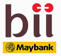 Logo PT Bank BII-Maybank