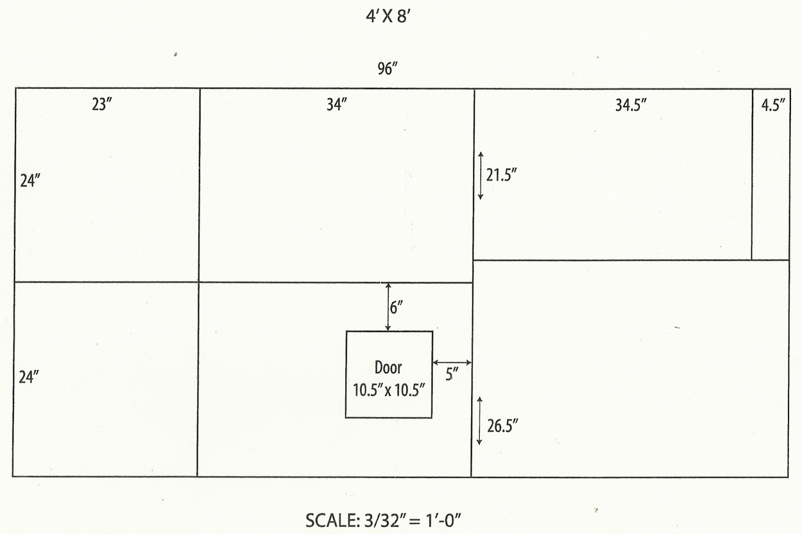 Dog house plans build a dog house with one of these free for Dog kennel floor plans