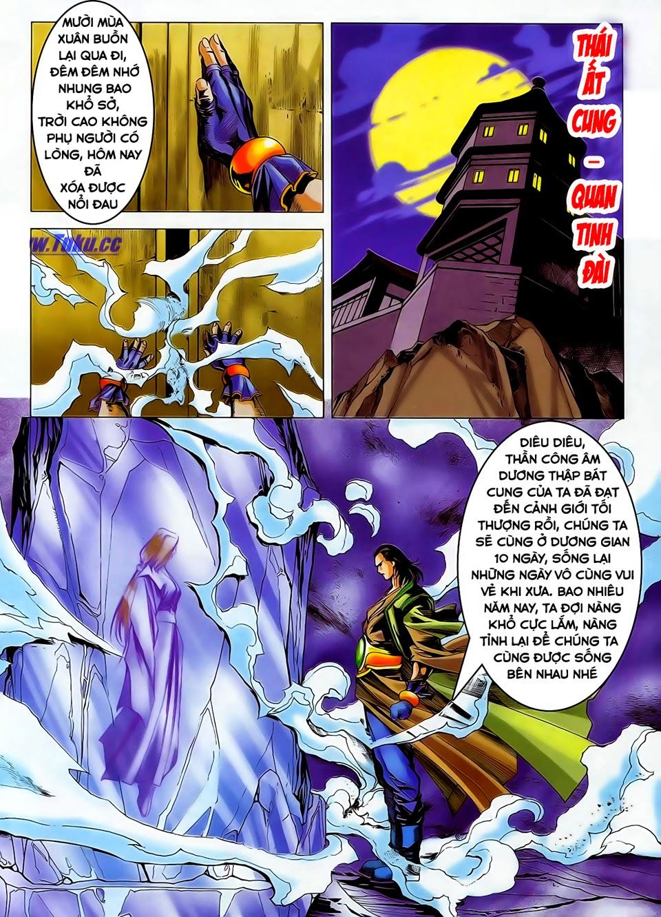 Lục Đạo Thiên Thư chap 37 - Trang 26