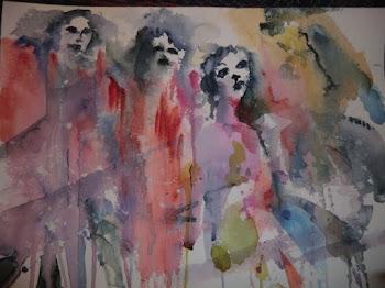 Akvarell uten tittel