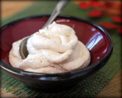 Horseradish Whipped Cream for Beef