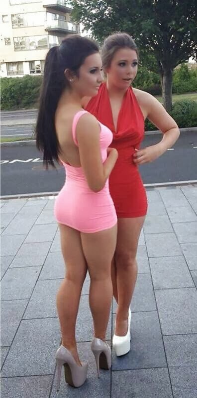 mini dress sluts