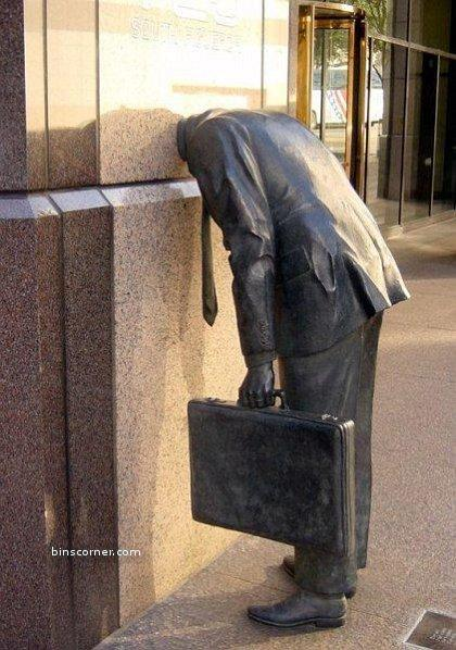 world class statue