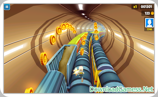 Subway Surfers PC Game Full Version Free Download