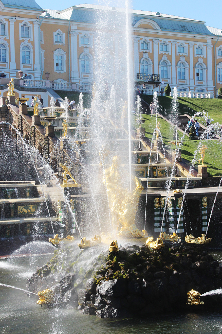 Peterhof Palace, Saint Petersburg, Russia