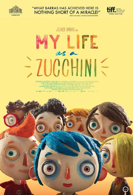 My Life as a Zucchini (2016) ταινιες online seires oipeirates greek subs
