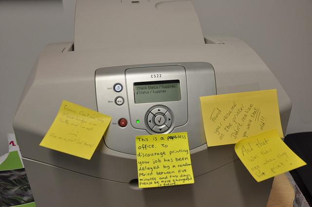 impresora oficina