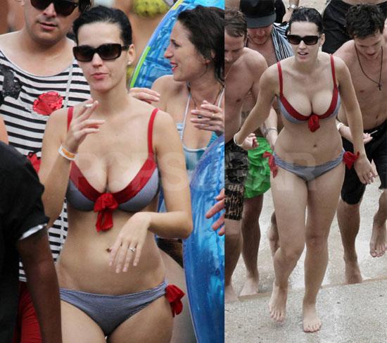 Katy Perry Hot Bikini