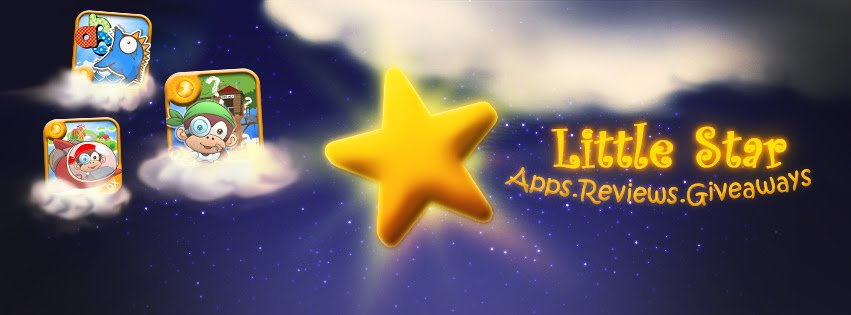 Little Star Apps.Reviews.Giveaways