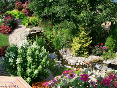 Fotos de Jardins Famosos
