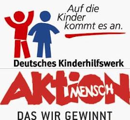 Gefördert von dem Deutschen Kinderhilfswerk und der Aktion Mensch