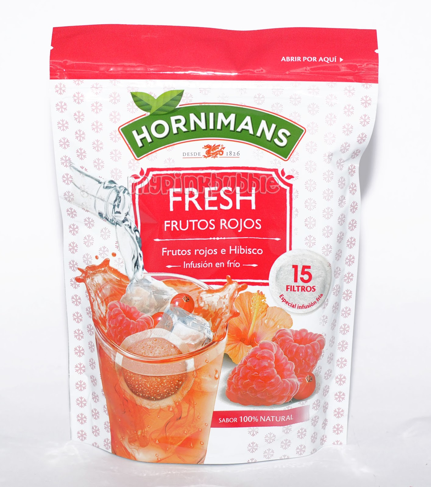 Hornimans Fresh frutos rojos
