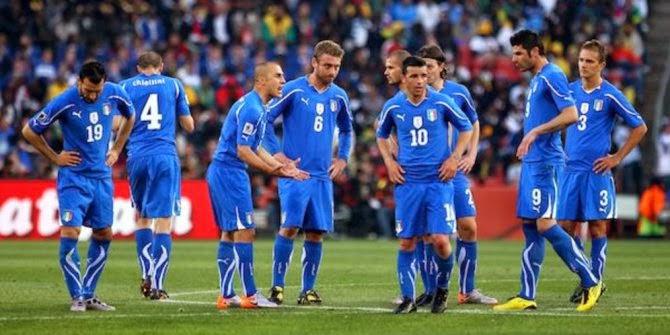 Inilah Lima Kelemahan ini bisa jungkalkan Italia saat lawan Inggris besok pagi