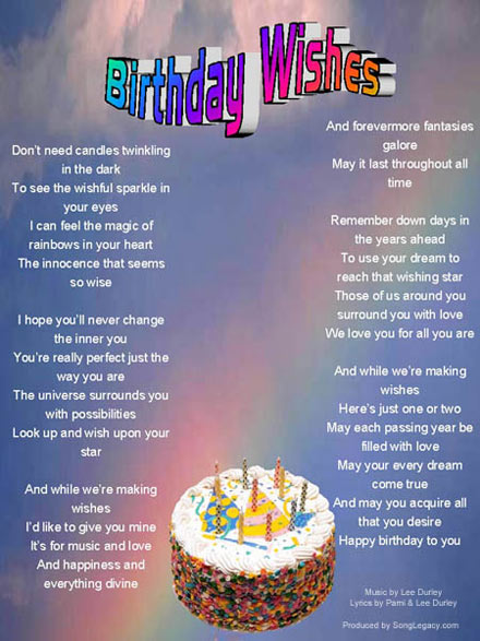 happy birthday words to friend. happy birthday wishes quotes