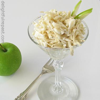 Delightful Repast: Celery Root Remoulade - Céleri Rémoulade