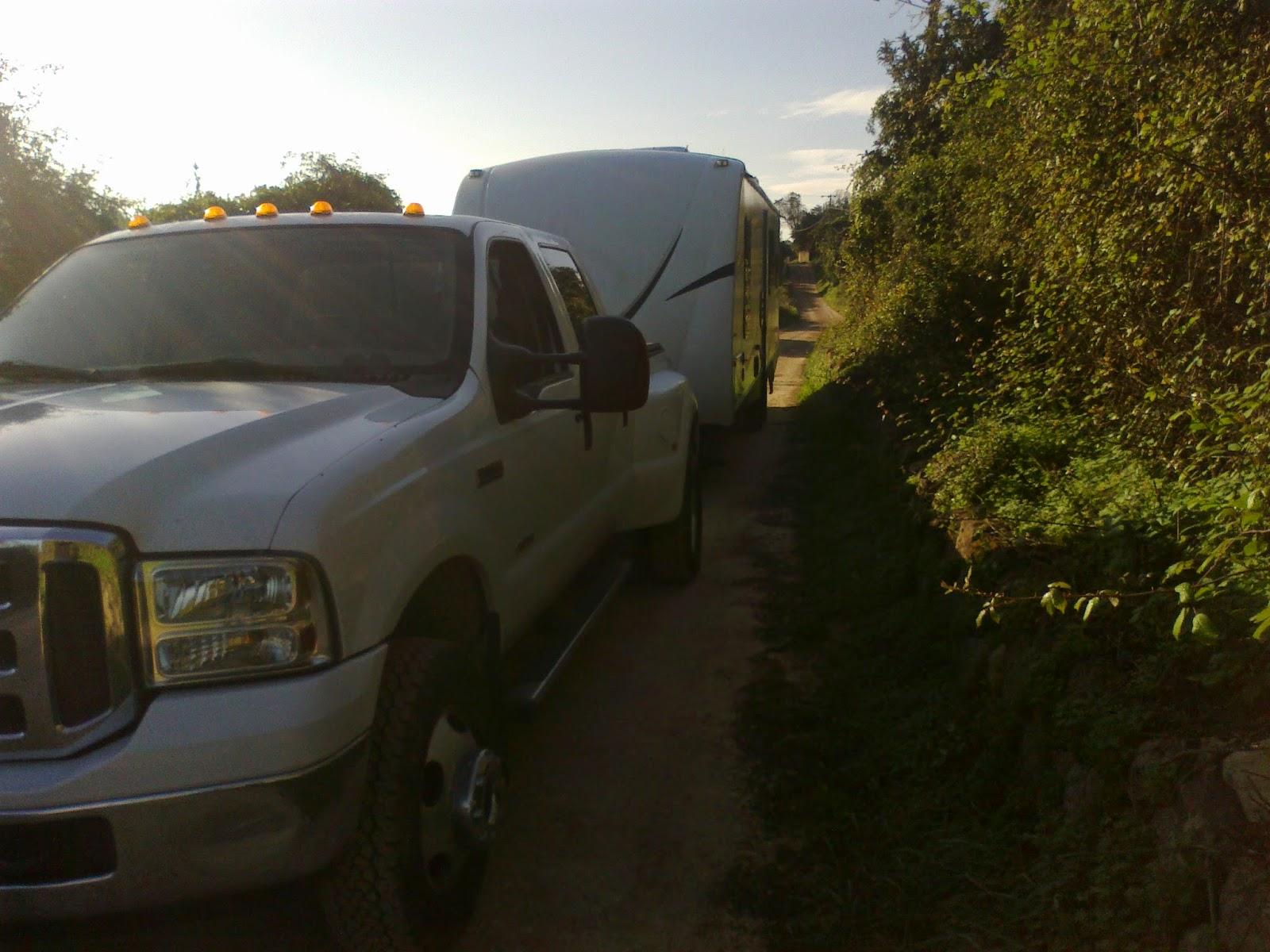 European American caravan delivery and transport