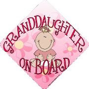 Granddaughters on board