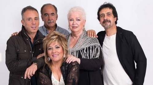 Mocedades - Eres Tu (Touch The Wind) / Touch The Wind (Eres Tu)