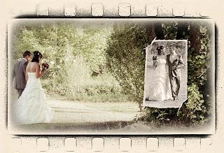 foto matrimonio romantica